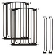 Dream Baby Extra Tall Swing Gate Value Pack