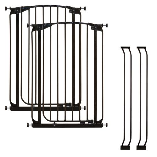 Dreambaby Madison Extra Tall Swing Gate Value Pack