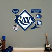 Fathead Tampa Bay Rays Logo Wall Decal