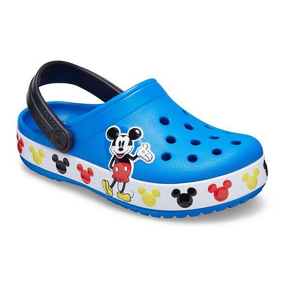 Crocs Fun Lab Mickey Mouse Boys' Clogs