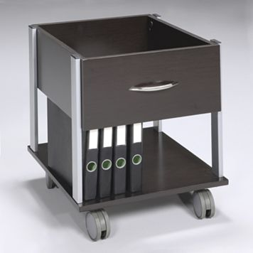 Office Star™ Products Mobile File Cart