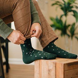 Unisex Conscious Step Socks That Plant Trees