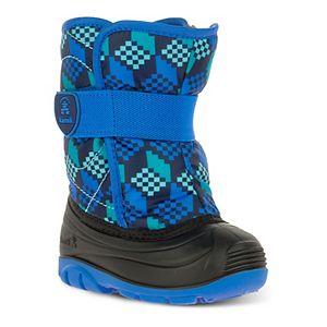 Kamik Snowbug 4 Toddler Boys' Waterproof Winter Boots