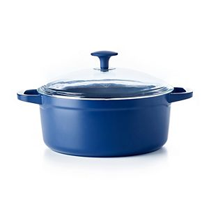Blue Diamond 5.5-qt. Ceramic Nonstick Big Batch Dutch Oven