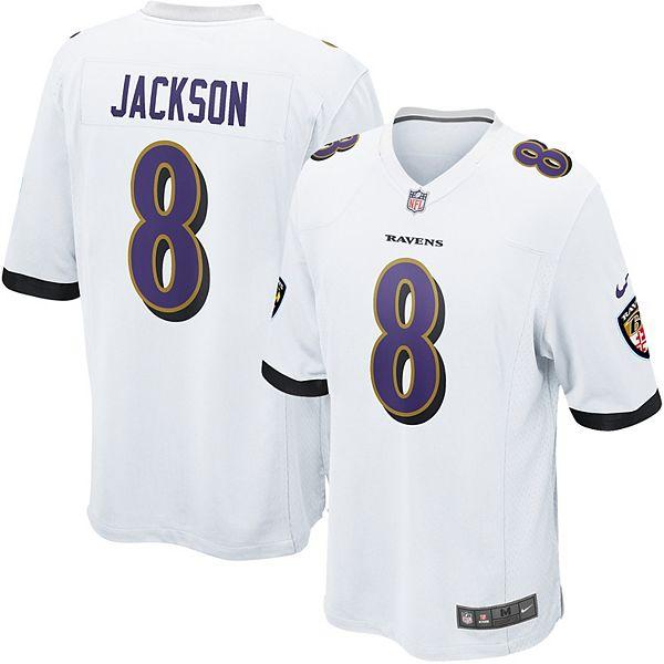 Men's Nike Baltimore Ravens Lamar Jackson Jersey