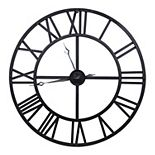 Pinnacle Frames and Accents Oversized Wall Clock
