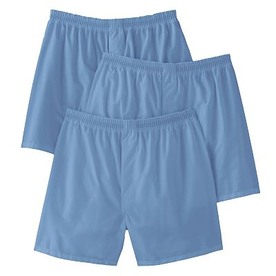 Jockey 3-pk. Full-Cut Boxers