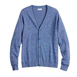 Men's Croft & Barrow® Regular-Fit Cardigan Sweater
