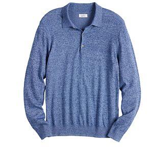 Men's Croft & Barrow® Regular-Fit Easy-Care Sweater Polo