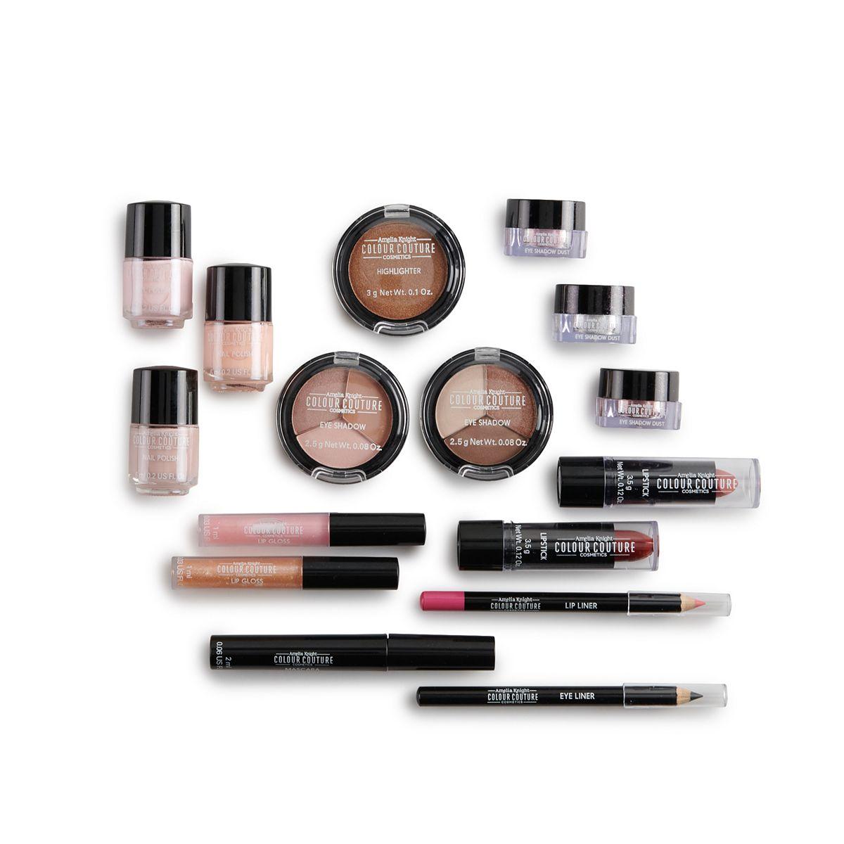 16-Piece Academy of Colour Makeup Set $13.50