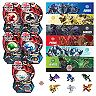 Bakugan Battle Box Gift Set with 5 Battle Planet Bakugan Collectible Figures-- Kohl's Exclusive
