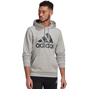 Men's adidas Essential French Terry Camo Hoodie