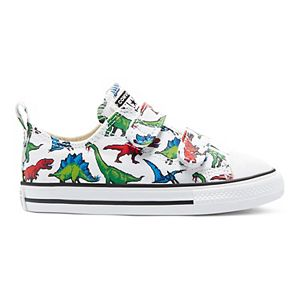 Baby / Toddler Boys' Converse Chuck Taylor All Star 2V Digital Dinoverse Sneakers