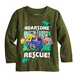 """Toddler Boy Jumping Beans® PAW Patrol """"Roarsome Rescue"""" Graphic Tee"""