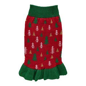 Woof Tree Pet Sweater