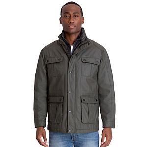 Big & Tall TOWER by London Fog Clay Jacket
