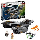 LEGO Star Wars General Grievous's Starfighter 75286 Building Kit (487 Pieces)