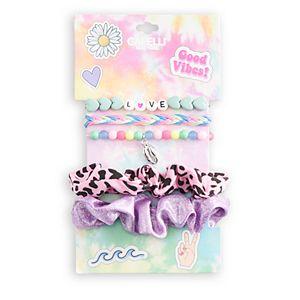 Girls Elli by Capelli 2-piece Twister & 3-piece Mixed Bracelet Set