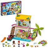 LEGO Friends Beach House 41428 Building Kit (444 Pieces)