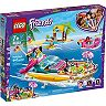 LEGO Friends Party Boat 41433 Building Kit (640 Pieces)