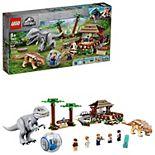 LEGO Jurassic World Indominus rex vs. Ankylosaurus 75941 Building Kit (537 Pieces)
