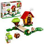 LEGO Super Mario Mario's House & Yoshi Expansion Set 71367 Building Kit (205 Pieces)