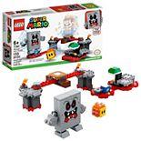 LEGO Super Mario Whomp's Lava Trouble Expansion Set 71364 Building Kit (133 Pieces)