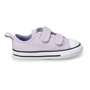 Toddler Girls' Converse Chuck Taylor All Star 2V Translucent Tongue Sneakers