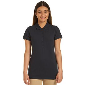 Juniors' Chaps School Uniform Polo