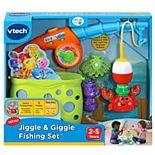VTech Jiggle & Giggle Fishing Set