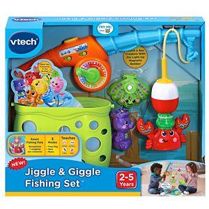 VTech Jiggle & Giggle Fishing Set