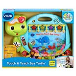 VTech Touch & Teach Sea Turtle