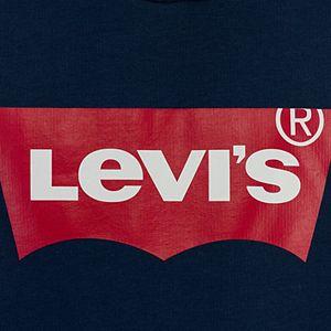 Boys 8-20 Levi's® Fleece Batwing Logo Hoodie