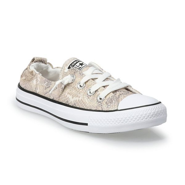 Women's Converse Chuck Taylor All Star Shoreline Archive Snake Sneakers