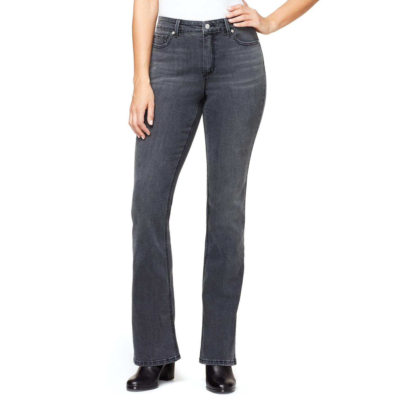 Petite Gloria Vanderbilt Generation Bootcut Jeans