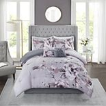 Madison Park Julianna 6-Piece Comforter Set with Coordinating Pillows