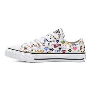 Girls' Converse Chuck Taylor All Star Gamer Sneakers