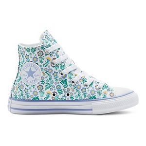 Girls' Converse Chuck Taylor All Star Floral High-Top Sneakers