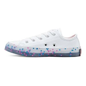 Girls' Converse Chuck Taylor All Star Translucent Confetti Sneakers
