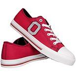 Men's FOCO Ohio State Buckeyes Low Top Big Logo Canvas Shoes
