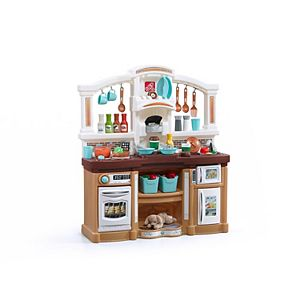 Step2 Chef S Gallery Play Kitchen Set