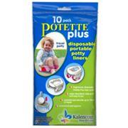 Kalencom 10 pkPotette® PlusLiners