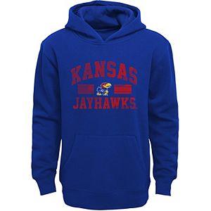 Boys 4-20 Kansas Jayhawks All for One Hoodie