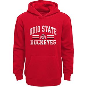 Boys 4-20 Ohio State Buckeyes All for One Hoodie