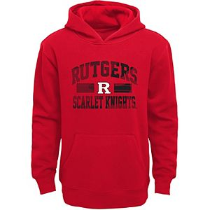 Boys 4-20 Rutgers Scarlet Knights All for One Hoodie
