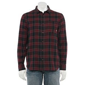 Men's Vans Kentt Button-Down Shirt