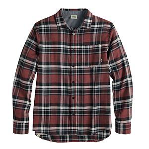 Men's Vans Jace Button-Down Shirt