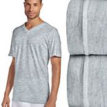 Big & Tall Jockey® 2-pack V-neck Tees