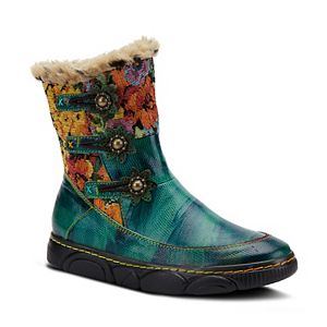 L'Artiste By Spring Step Forrester Women's Ankle Boots