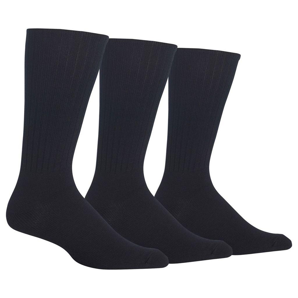 Men's Chaps 3-pk. Dress Socks